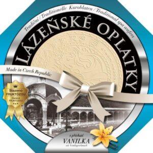 DIA Lázeňské oplatky vanilkové 175g