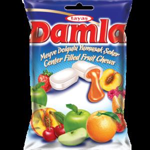 DAMLA karamely plněné – ovocná směs 90g