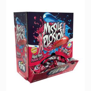 FINI žvýkačky – MISSILE XPLOSION 5g