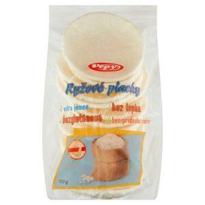 VEPY Rýžové placky 100g