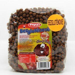 Obilninové kuličky kakaové 375g