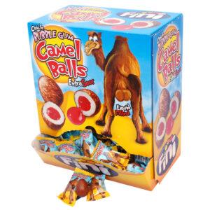 FINI žvýkačky – CAMEL BALLS 6g