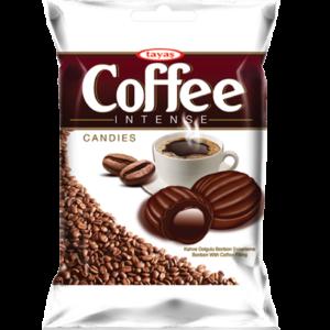 Coffee INTENSE – plněné kávové bonbony 90g