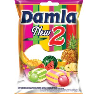 DAMLA karamely plněné – tropical směs 0,5kg