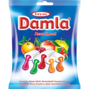 DAMLA karamely plněné – ovocná směs 0,5kg