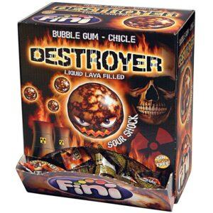 FINI žvýkačky – DESTROYER 5g