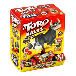 FINI žvýkačky – TORO BALLS 5g