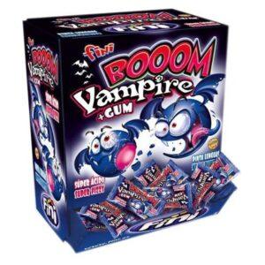 FINI žvýkačky barvící – VAMPIRE 5g