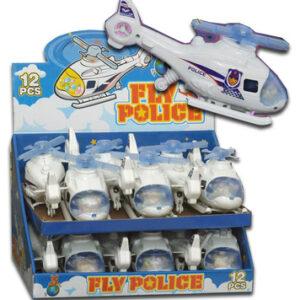FLY POLICE – policejní vrtulník