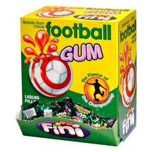FINI žvýkačky – FOOTBALL 5g