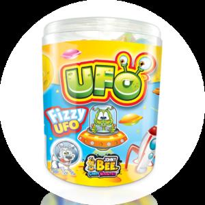 UFO s kyselým práškem 390g