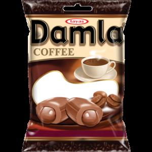 DAMLA karamely plněné – kávové 90g
