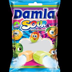 DAMLA karamely plněné – kyselý mix 90g