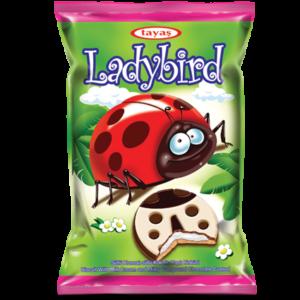 LADYBIRD- polévané sušenky 25g