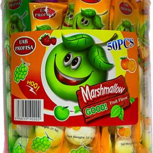 Marshmallow GOOD – ovocné 17,5g