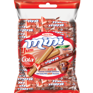 MINI YUM karamely – cola 700g
