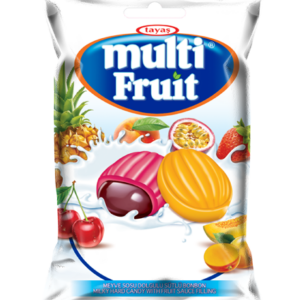 MULTIFRUIT – bonbony 90g