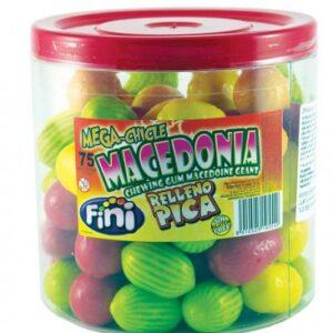 FINI žvýkačky ovocný mix – nebalený 18g