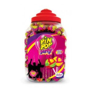 PIN POP párty 17g