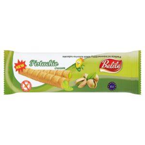 BALILA kukuřičné trubičky – PISTÁCIOVÉ 18g