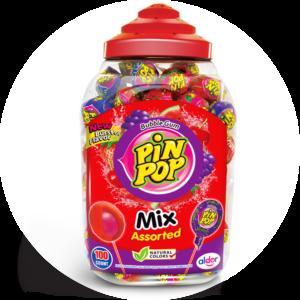 PIN POP – assorted 18g
