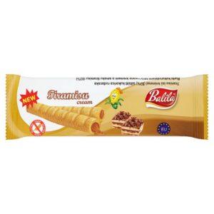 BALILA kukuřičné trubičky – TIRAMISU 18g