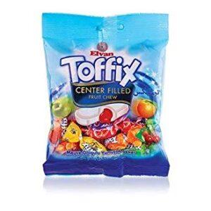 TOFFIX karamely plněné – mix 1kg
