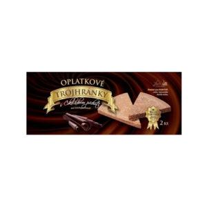 Trojhránky čokoládové 25g – DIA