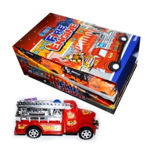 FIRE ENGINE – hasičské auto