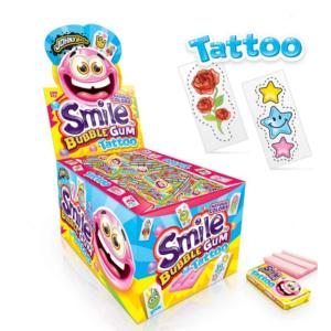 JOHNY BEE SMILE GUM + tattoo 5g