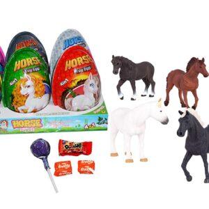 XXXL HORSE EGG – maxi vejce 4v1 20g