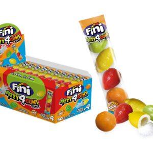 FINI žvýkačky 4ks- MIX OVOCE 20g