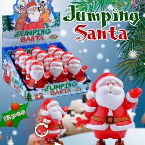 JUMPING SANTA – skákající Santa